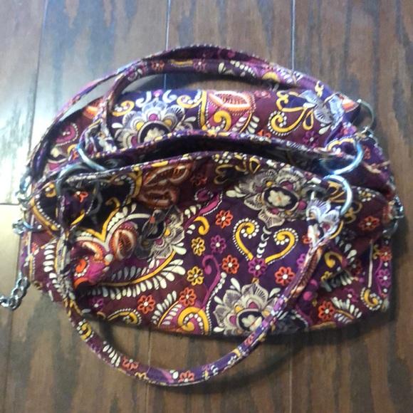 Vera Bradley Handbags - Vera Bradley Hobo Bag